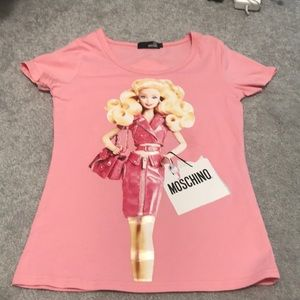 Moschino Barbie T-Shirt!!!!